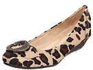 Dr. Scholl's - Mistle (Camel Cheetah Fabric) - Footwear