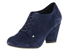 Dr. Scholl's - Wakeup (Ink Navy Suede Leather) - Footwear