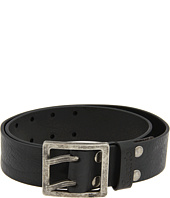 Cheap Electric Eyewear Calico Leather Belt Black
