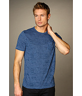 John Varvatos - S/S Burnout Crew Knit Tee
