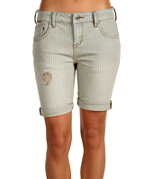 !iT Denim - Picnic Slouch Shorts in Rails