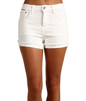 !iT Denim - Coachella Short in White Glare