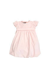 Biscotti - Rhinestone Dress With Sash (Infant)