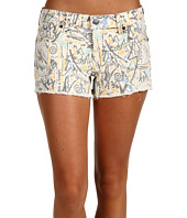 Genetic Denim - The Ivy Cut-Off Short in Graffiti