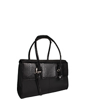 Francine - WIB - London Leather Tote w/ Sleeve - 15.6