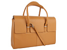 WIB - London Leather Tote w/ Sleeve - 15.6