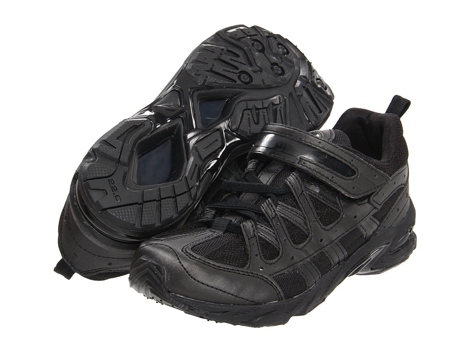Tsukihoshi Kids - Speed (Little Kid/Big Kid) (Black/Noir) Boys Shoes