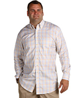 Cutter & Buck Big and Tall - Big and Tall L/S High Tide Plaid Shirt