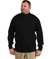 Cutter & Buck Big and Tall - Big and Tall Journey Supima Flatback Half Zip