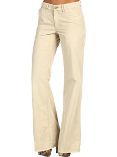 Flairlegg-B Trousers Beige Diesel