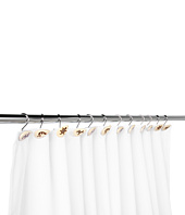 Avanti - Segovia Shower Curtain Hooks