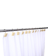 Avanti - Greenwood Shower Curtain Hooks