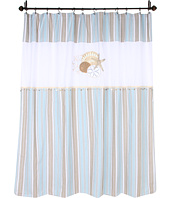Avanti - By the Sea Shower Curtain