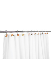 Avanti - Rosefan Shower Curtain Hooks