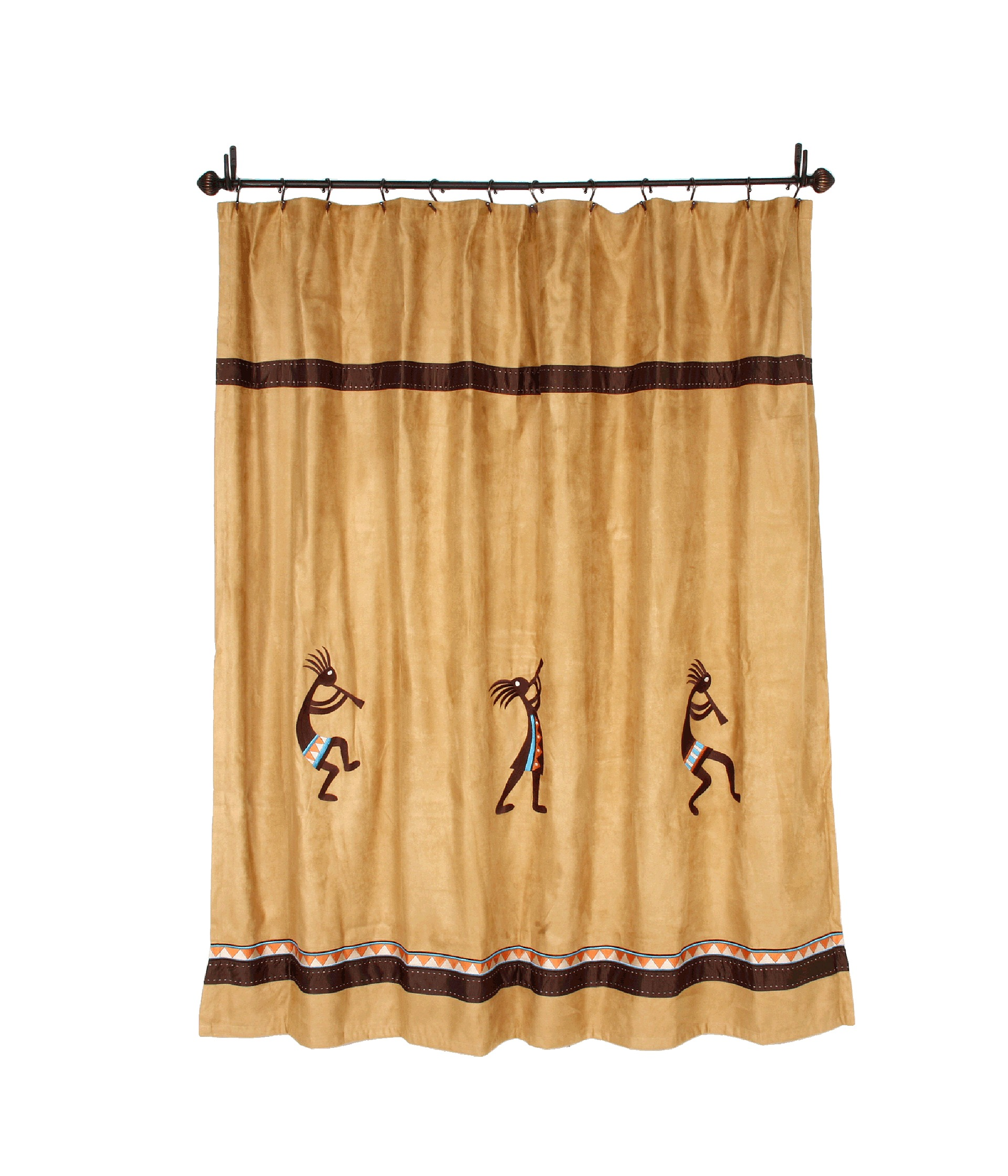 No Results For Avanti Kokopelli Shower Curtain Gold Search