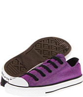 Converse Kids - Chuck Taylor® All Star® Stretch Sparkle Lace Slip-Ox (Toddler/Youth)