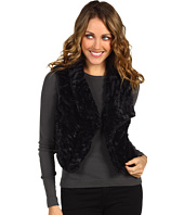 Brigitte Bailey - Kelsi Short Shearling Faux-Fur Vest
