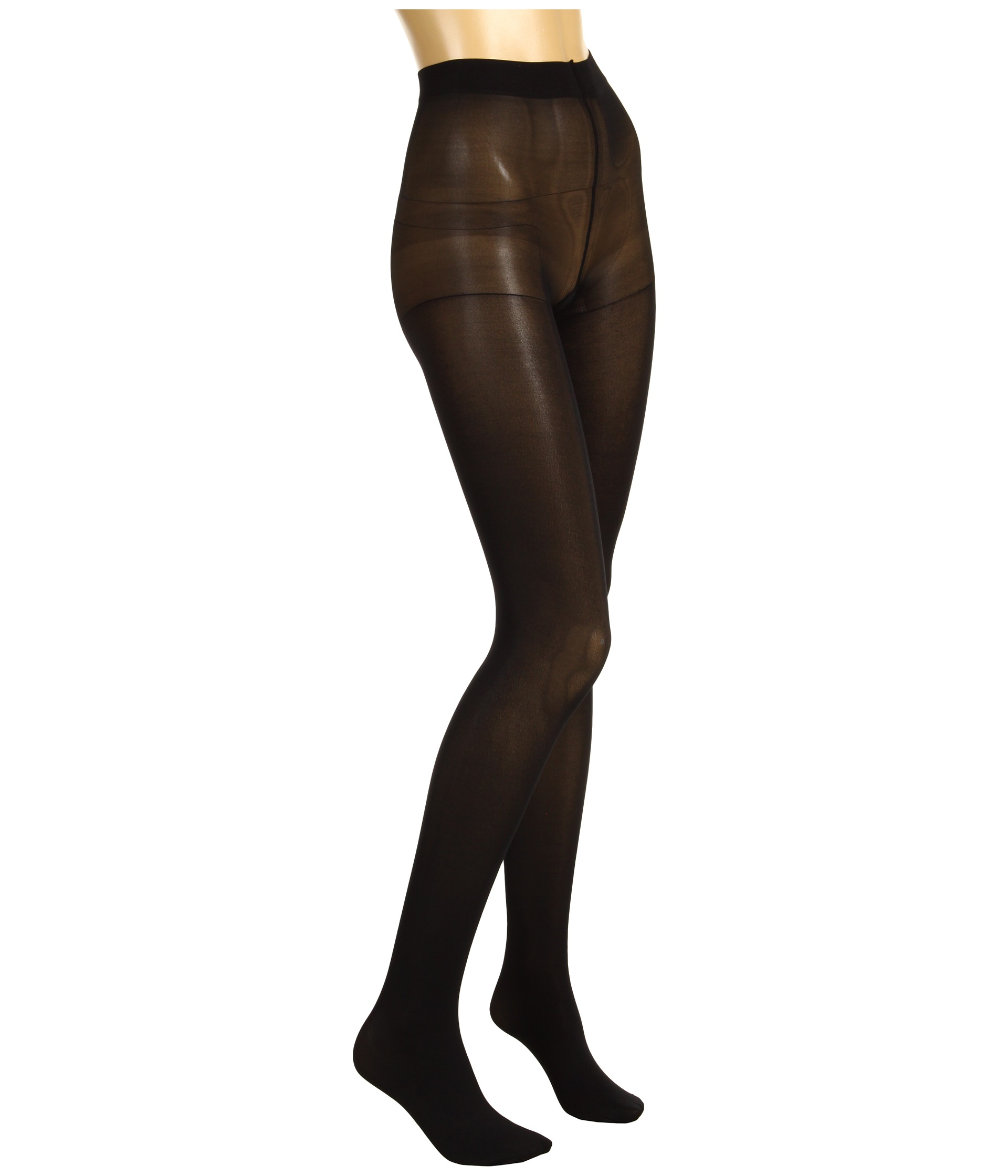 Opaque Tights – 2-Pack: Solid-colored tights in regular fit add a comfortable layer of warmth for cooler weather. Package includes two pairs of one color Nylon/spandex.