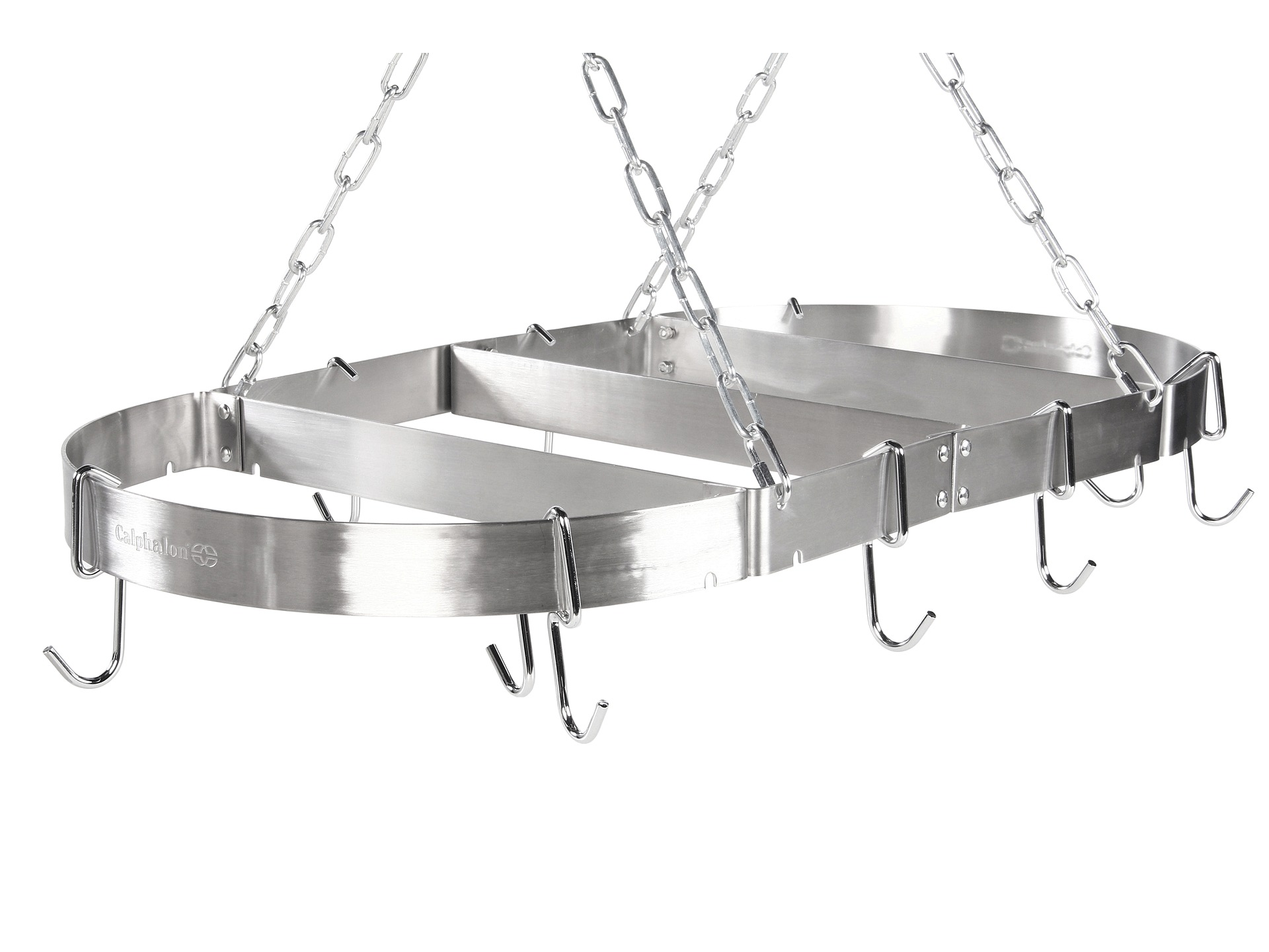 Calphalon Stainless Steel 18 X 36 Pot Rack | Shipped Free ...