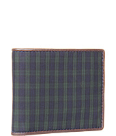 Jack Spade - Cotton Blackwatch Bill Holder