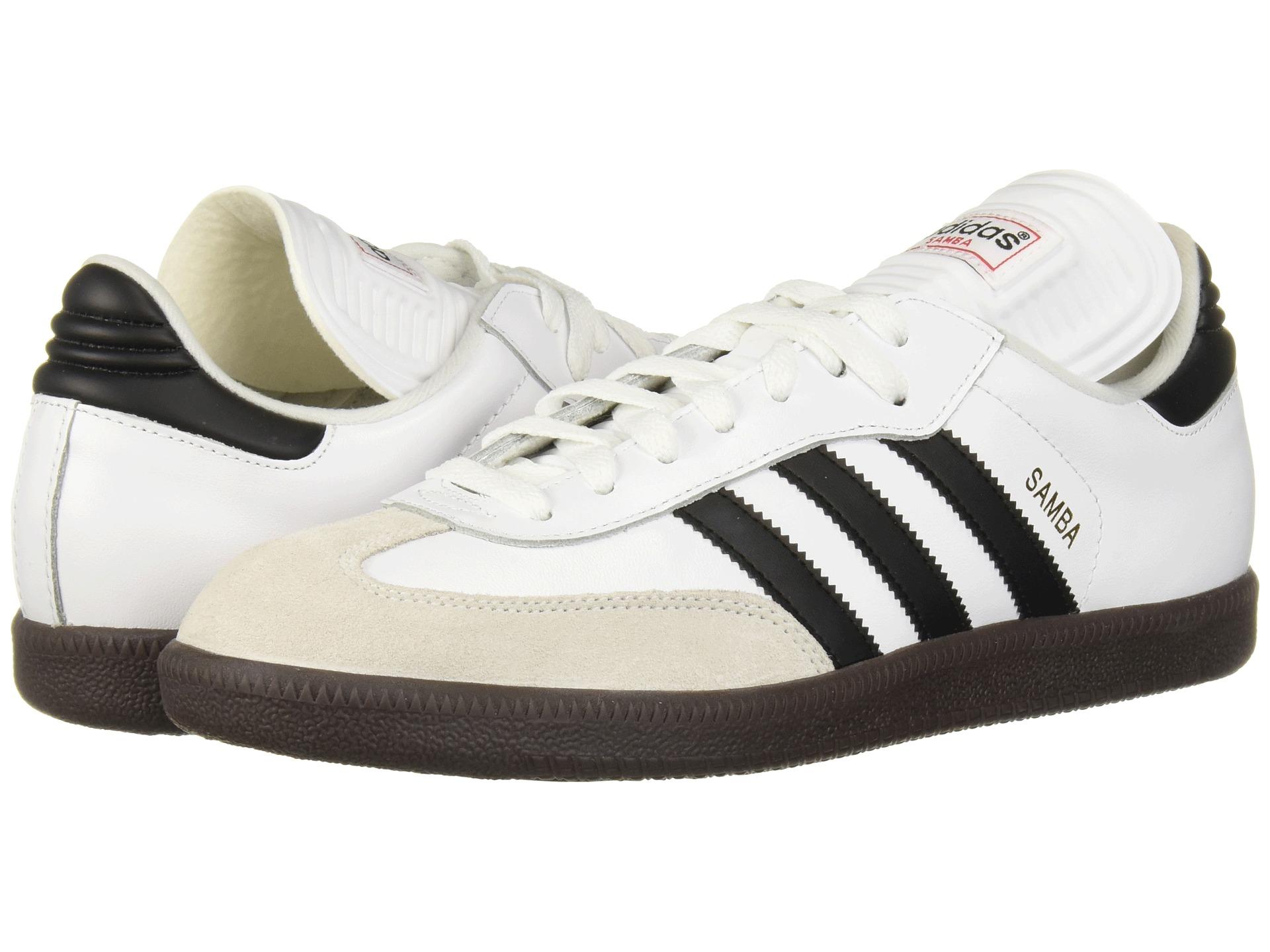 adidas samba shoes white sneaker