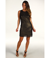 Mark & James by Badgley Mischka - Mark & James Metallic Sheath Dress