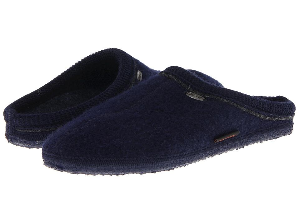 Giesswein Ammern Classic Ocean Slippers