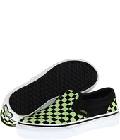Vans Kids - Classic Slip-On Glow in the Dark (Toddler/Youth)