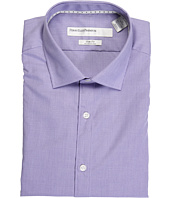 Perry Ellis - City Fit L/S Micro Check Dress Shirt