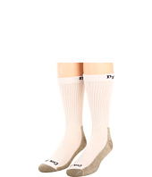 Dan Post - Dan Post Work & Outdoor High Performance Socks- Medium Weight 2-Pack