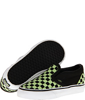 Vans Kids - Classic Slip-On Glow in the Dark (Infant/Toddler)