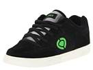 Circa Kids - 205 Vulc K (Toddler/Youth) (Black/Black/Ombre Plaid) - Footwear