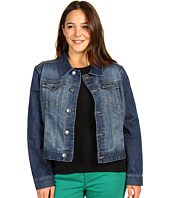 Jag Jeans Plus Size - Plus Size Rupert Denim Jacket in Rim Rock