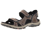 ECCO Sport - Offroad Lite Sandal 2 (Warm Grey/Olive Oil/Desert Night/Synthetic) -