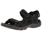 ECCO Sport - Offroad Lite Sandal 2 (Black/Denim Blue/Desert Night/Synthetic) -