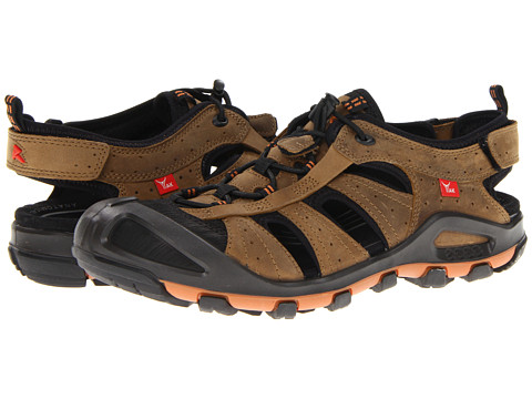 ECCO 爱步 男式 Sport Terra VG Fisherman运动凉鞋 $85.49