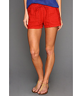 Three Dots - Drawstring Shorts