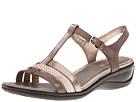 ECCO - Sensata T-Strap Sandal (Dark Clay/Moon Rock/Warm Grey/Sambal/Clodine/Lexi) -