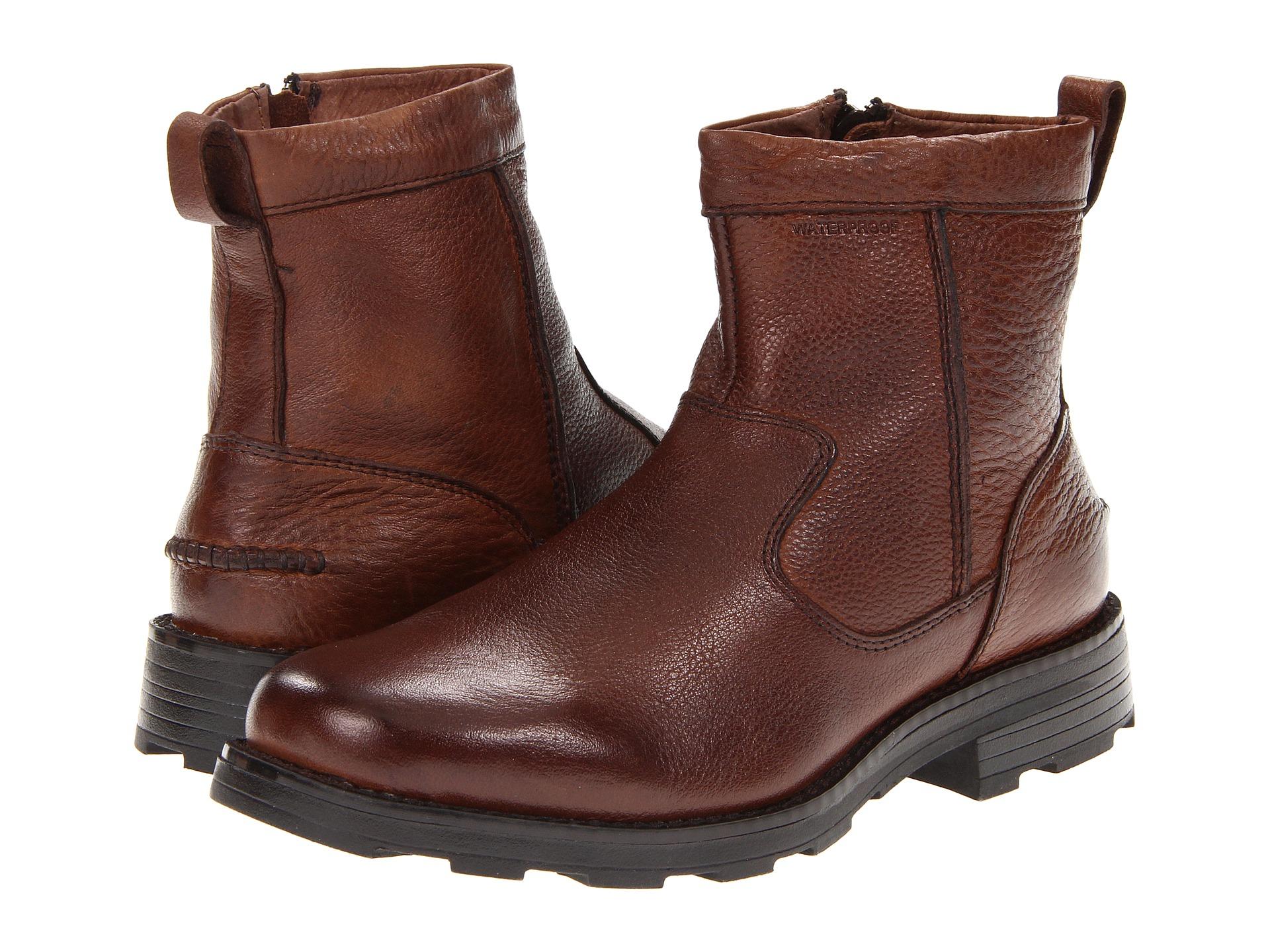 florsheim trektion boot brown zappos free shipping