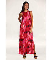 Anne Klein - Brushstroke Print Dress