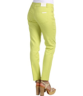 Anne Klein - Five Pocket Skinny Jean in Lime Sorbet