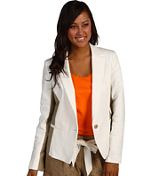 Anne Klein - Contrast 1 Button Blazer