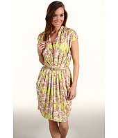 Anne Klein - Floral Print Dress