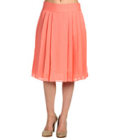 Anne Klein - Pleated Soft Skirt