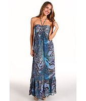 Anne Klein - Python Print Maxi Dress