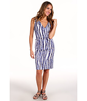 Anne Klein - Streamers Print Shift Dress