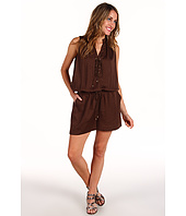 Anne Klein - Lace- Up Romper