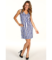 Anne Klein Petite - Petite Streamers Print Dress