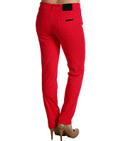 Anne Klein Petite - Petite 2 Pocket Skinny Jean in Rouge
