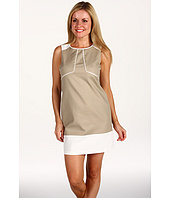 Anne Klein Petite - Petite Double Weave Shift Dress